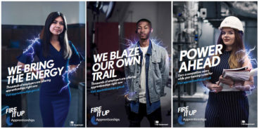 Fire it up!  National Apprenticeship Campaign