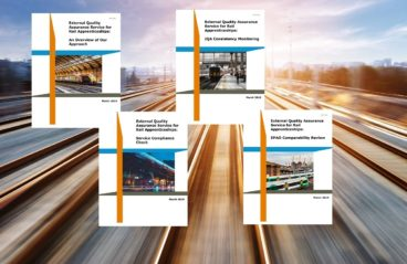 New documents available on our Rail EQA Website