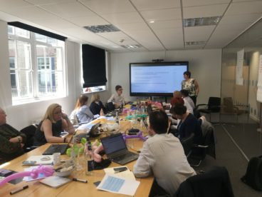 NSAR hosts another successful SIM training session for Network Rail