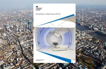 Infrastructure and Projects Authority Annual Report 2019 published