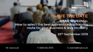 How to select the best apprenticeship training route for your business & levy recovery: 26th Sept 2019