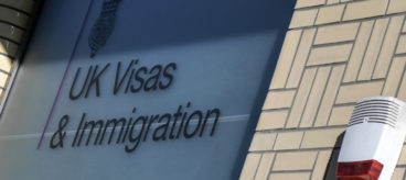 Home Office announcement of the new Points Based Immigration System