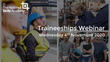 Traineeships are changing – Join the webinar to learn more