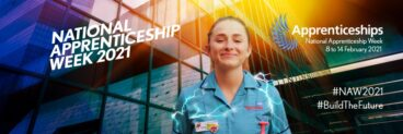 Build the future – National Apprenticeship Week 2021!