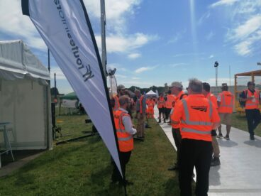 Routes into Rail at Rail Live last week