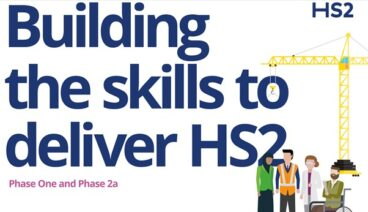 Workforce planning from NSAR informs HS2 report
